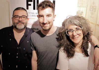 Gustavo Pecoraro - Rodolfo Omar Serio - Dani Nandez