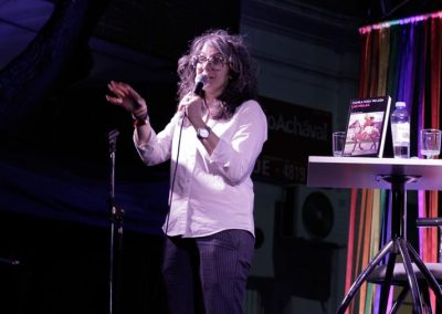 Dani Nandez, directora de FILDI