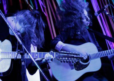Lucy Patané y Paula Maffía